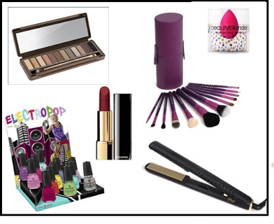 [TAG] Beauty Must Haves 2012