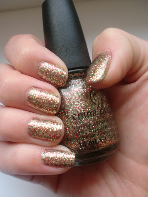 NotD China Glaze Twinkle Lights