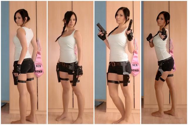 [Fasching] Lara Croft in Tomb Raider