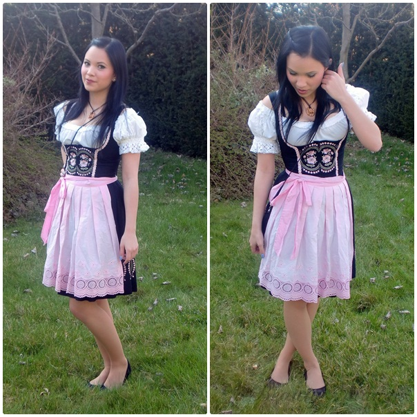 [Outfit] Dirndl ♥