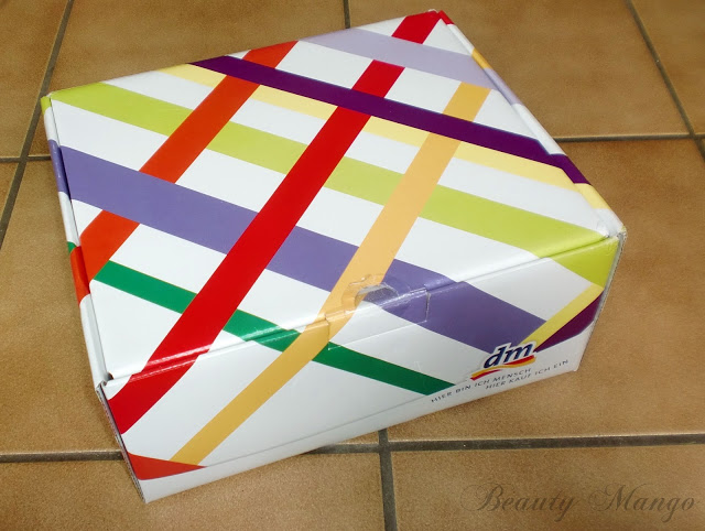 Die erste dm Box Mai 2012
