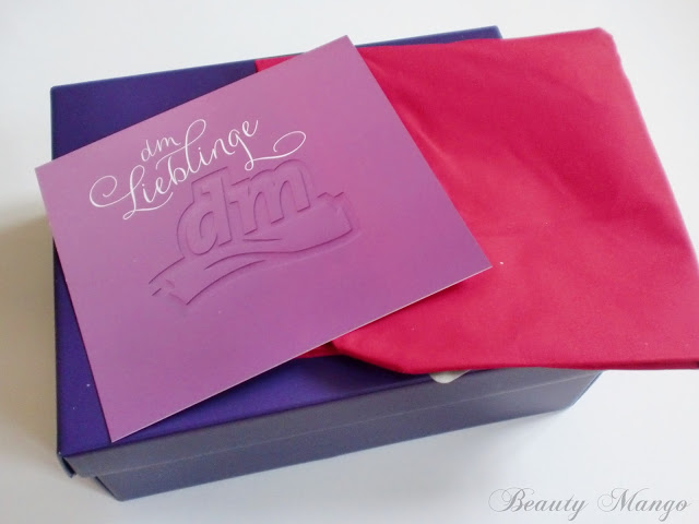 dm Lieblinge Box Juni 2012