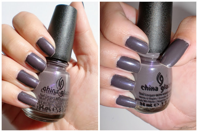 NotD China Glaze Jungle Queen evtl. ein Dupe zu Chanel Paradoxal???