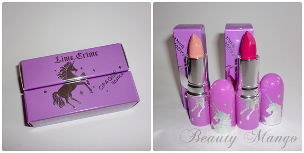 Lime Crime Bestellung #2