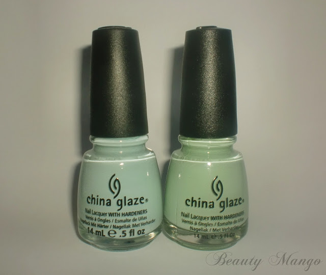 Der seltsame Fall von China Glaze Re-Fresh Mint