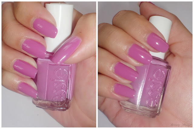 NotD Essie Splash of Grenadine