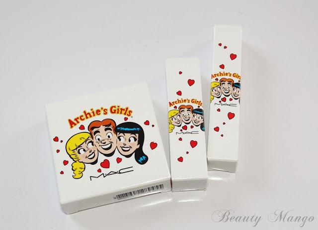 Mac Archie's Girls Haul