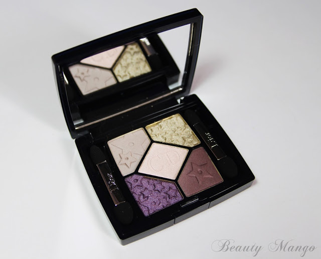 Dior Mystic Metallics 5 Couleurs Palette 'Constellation'