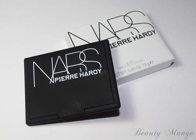 Nars Pierre Hardy Blush 'Boys don't Cry'