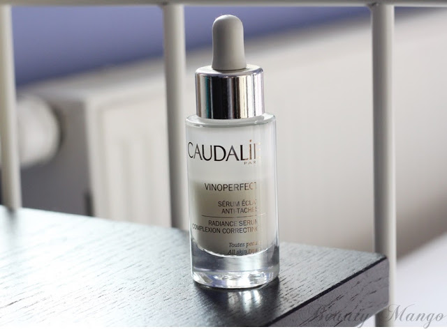 [Review] Caudalie Vinoperfect Serum