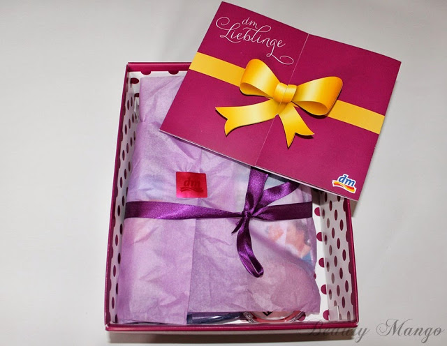 dm Lieblinge Box August 2013