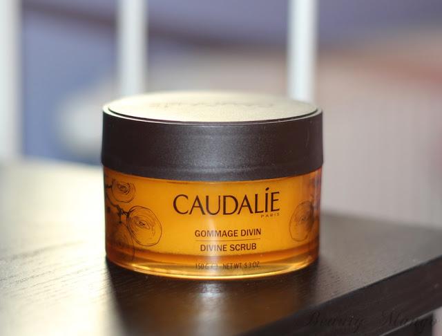 [Review] Caudalie Divine Scrub