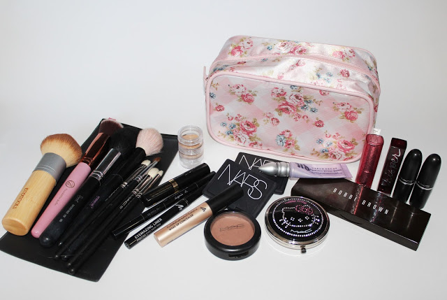 London – What's in my Beautybag