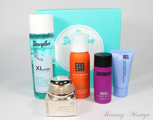 Douglas Box of Beauty November 2013