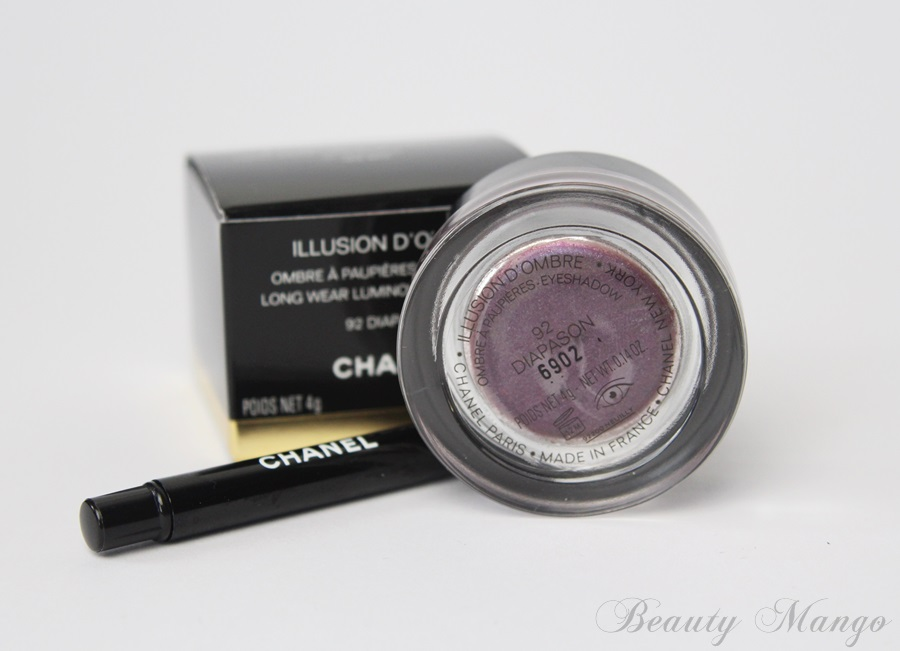 [Review] Chanel Illusion d'Ombre Diapason