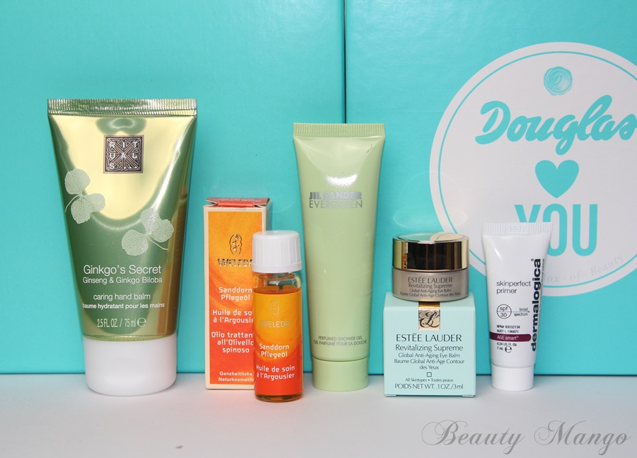 Douglas Box of Beauty März 2014