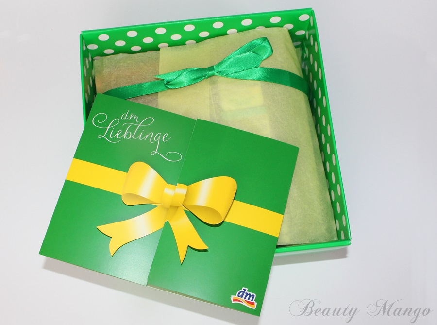 dm Lieblinge Box April 2014