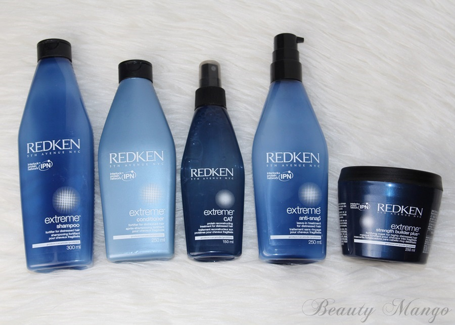 [Review] Redken Extreme