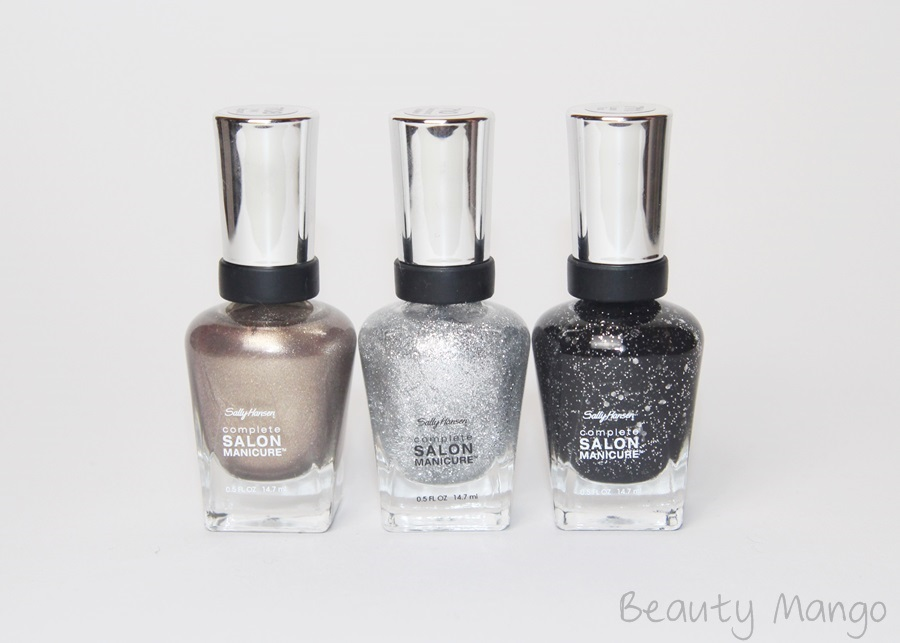 Sally Hansen Guilty Pleasure Kollektion