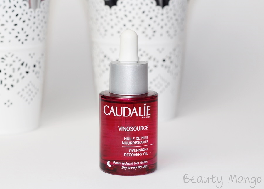 [Review] Caudalie Vinosource Overnight Recovery Oil