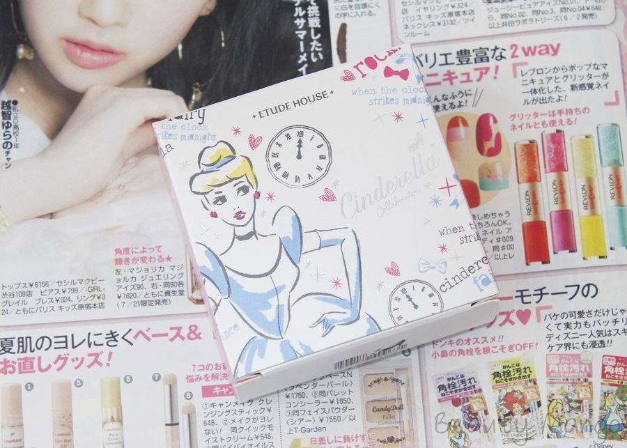 etude house mineral any cushion case cinderella