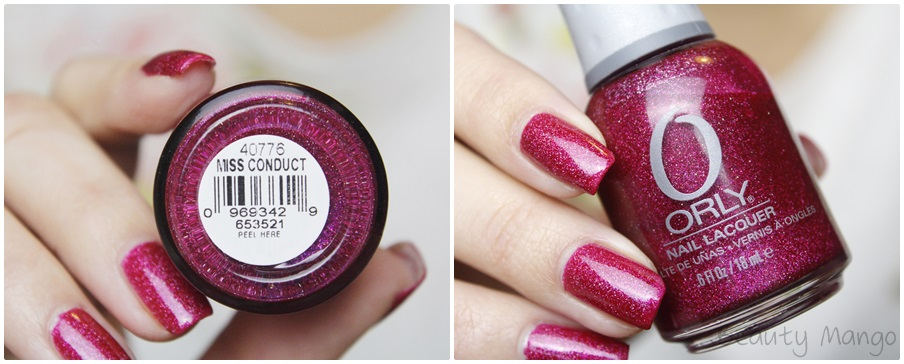 NotD Orly Miss Conduct