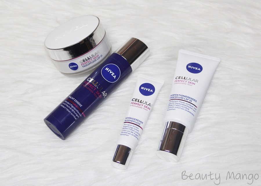 [Review] Nivea Cellular Perfect Skin + Giveaway