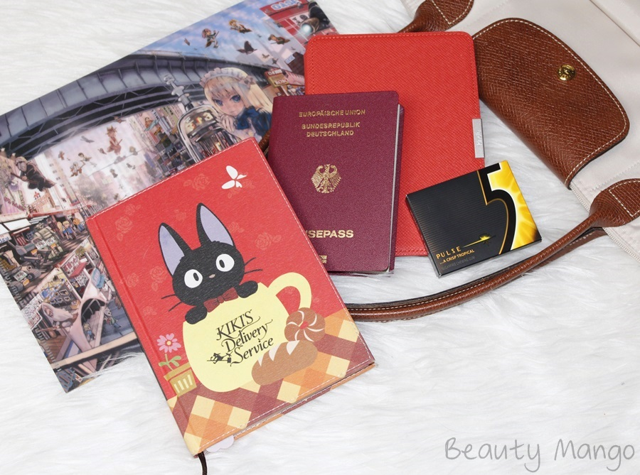 Korea – What's in my Travel Bag
