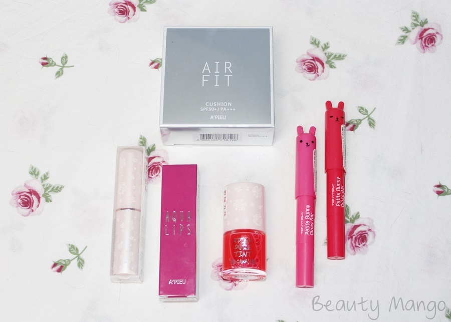 Korea – Beauty Haul