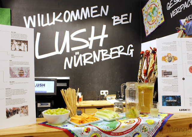 [Event] Lush – Neuheiten 2015