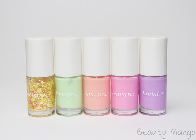 Innisfree Pastel Neon Collection