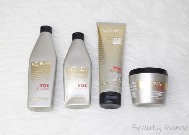 [Review] Redken Frizz Dismiss
