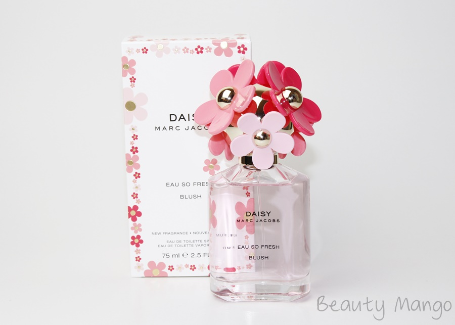 [Review] Marc Jacobs Daisy Eau so Fresh Blush