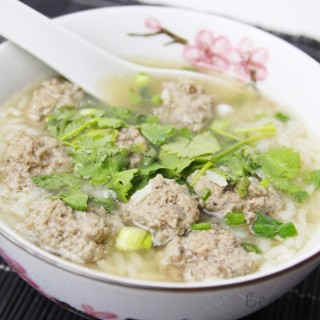 Rezept Khao Tom Reissuppe
