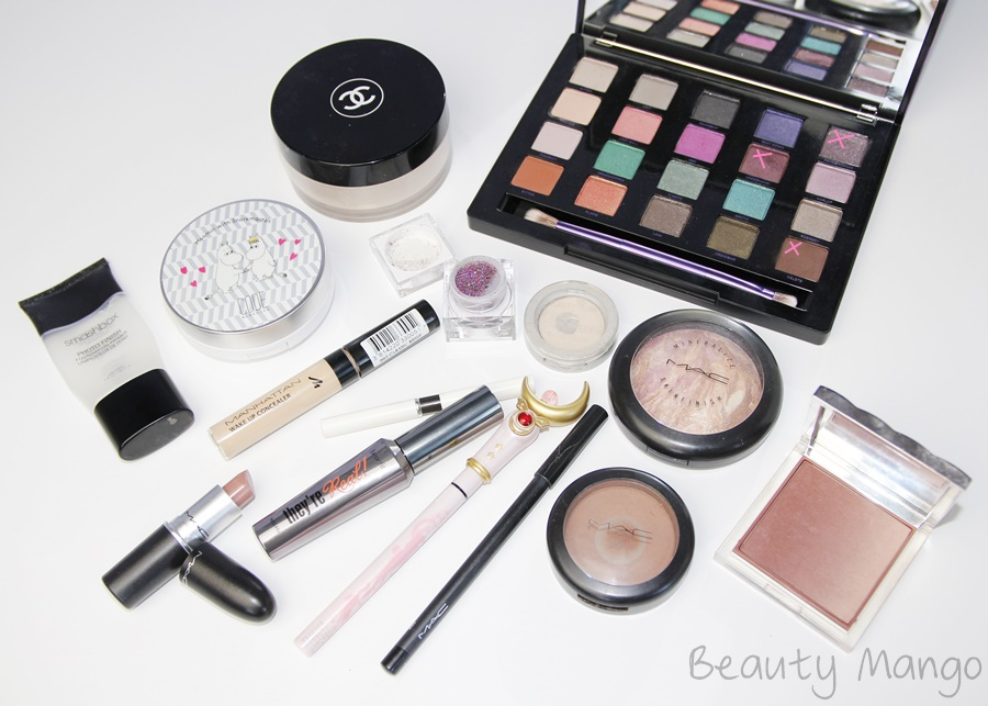 Lit Cosmetics Make Up Look Produkte