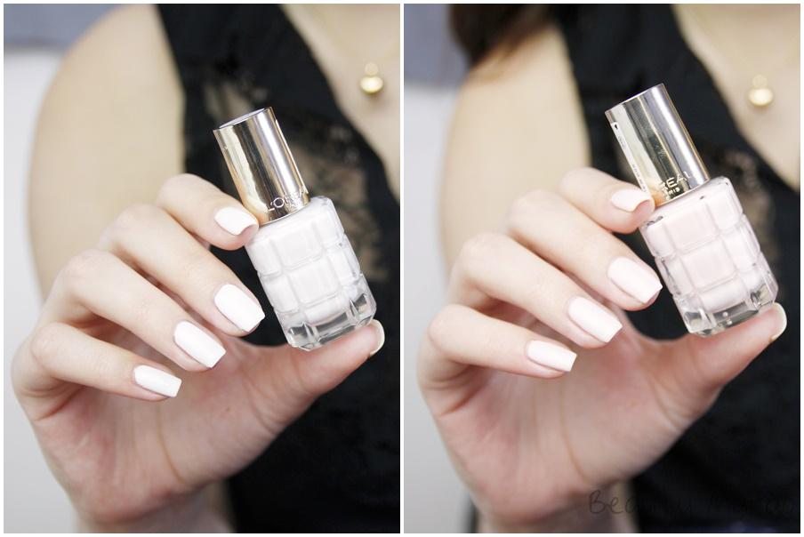 L'oréal Color Rich Le Vernis Blanc de Lune - Nude Demoiselle