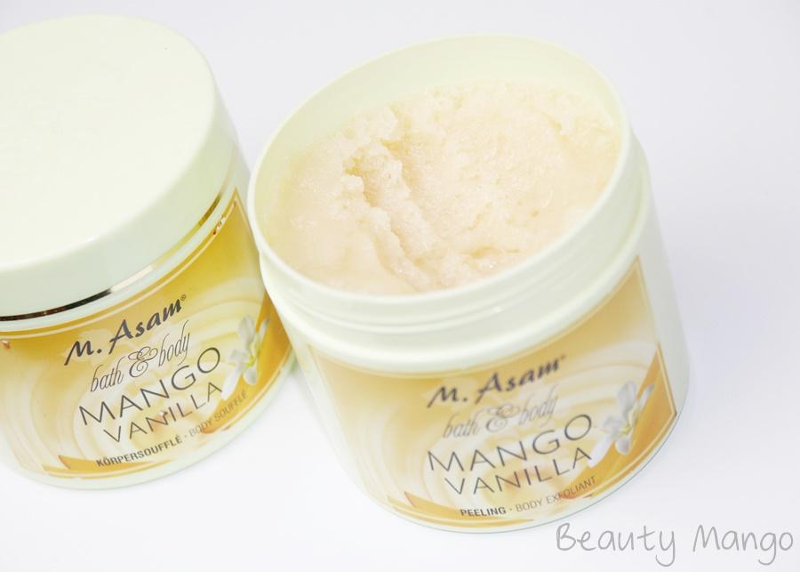 M. Asam Mango Vanilla Peeling