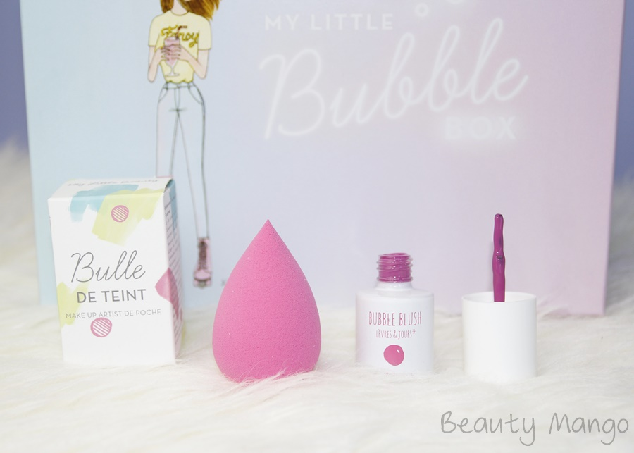 My Little Bubble Box Inhalt