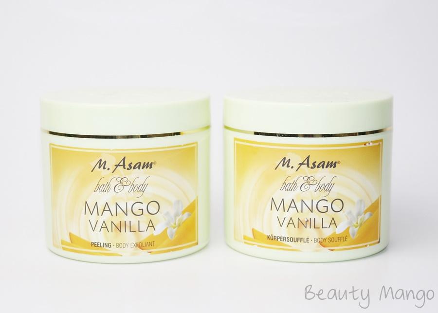 M. Asam Mango Vanilla