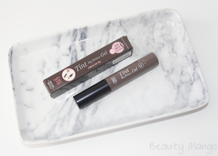 [Review] Etude House Tint my Brows