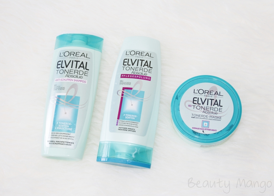 [Review] L'Oréal Elvital Tonerde Absolue