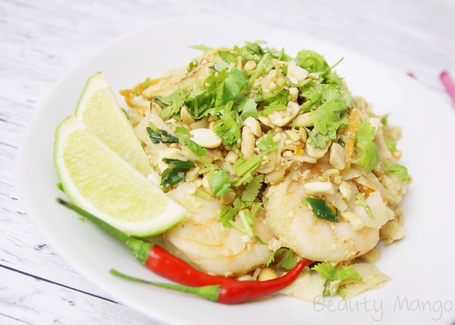 [Rezept] Phad Thai ผัดไทย (gebratene Nudeln)
