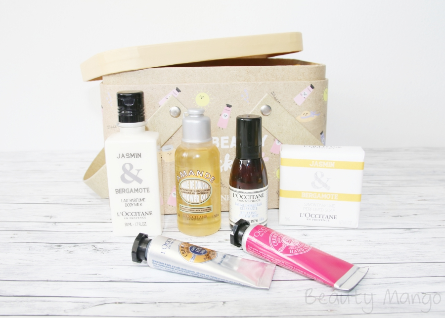 L'Occitane My Beauty Basket