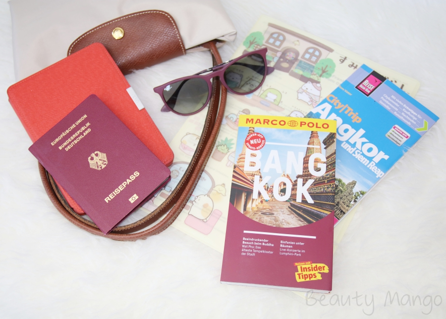 Thailand – What's in my Travel Bag