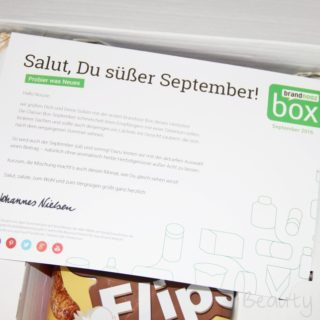Brandnooz Box September 2016