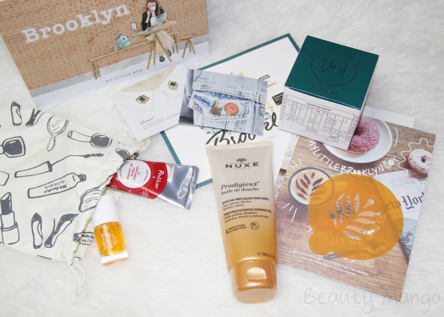 My Little Box Oktober 2016