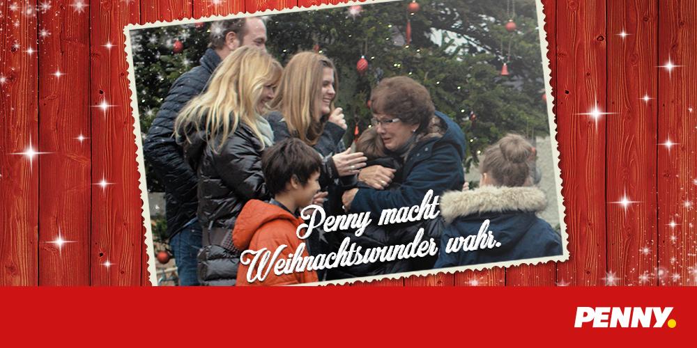 [Sponsored Video] PENNY macht Weihnachtswunder wahr