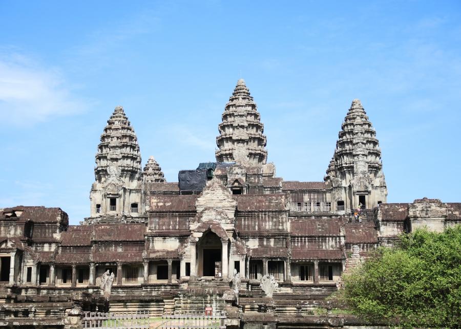 Angkor Wat អង្គរវត្ត