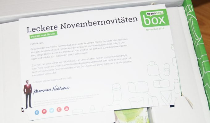 Brandnooz Box November 2016