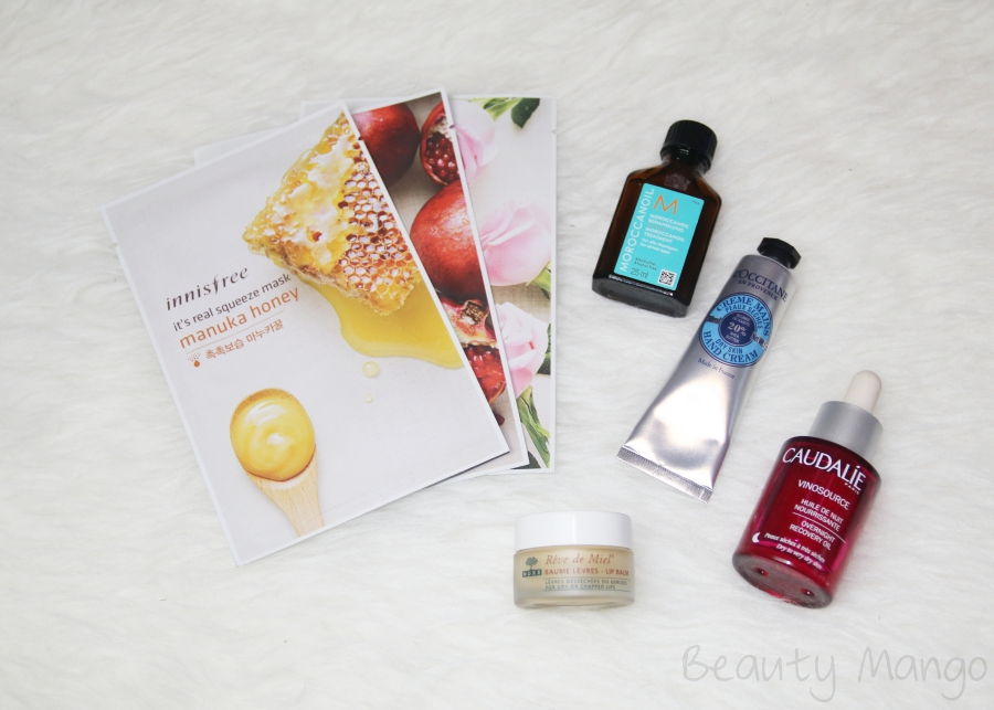 [Blogparade] Winter Beauty Must Haves